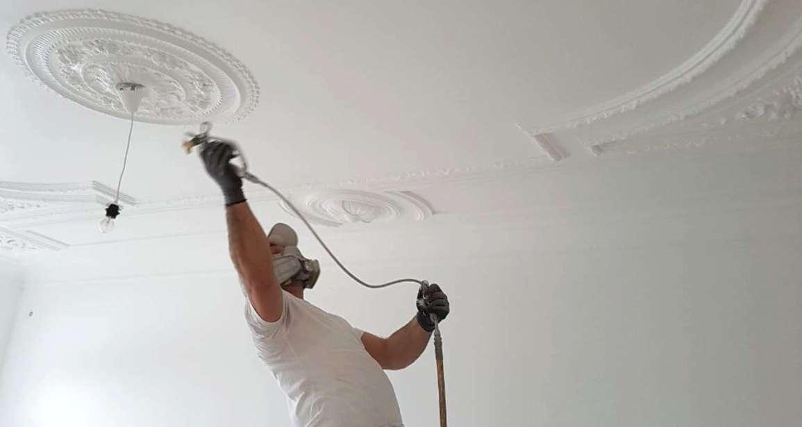 GN måleri och bygg är expert på finmåleri