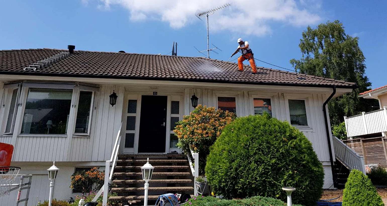 GN Måleri & bygg hjälper husägare